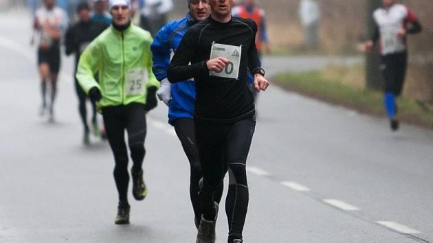 V posledním závodě byl nejrychlejší Tomáš Kolařík z OK Nový Bor.