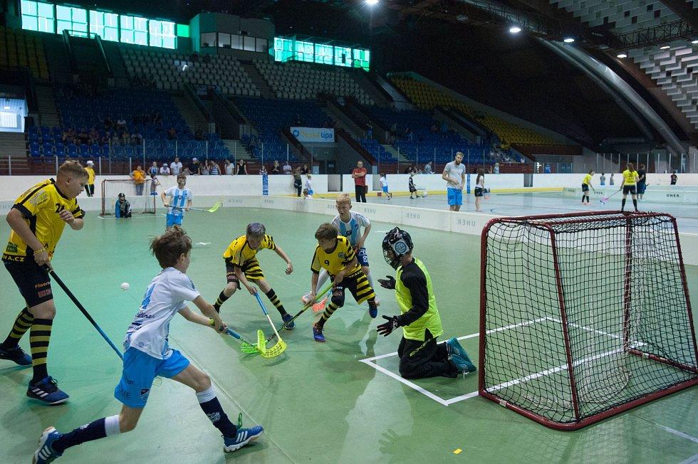 Klub FBC Česká Lípa ve velkém oslavoval 20 let fungování.