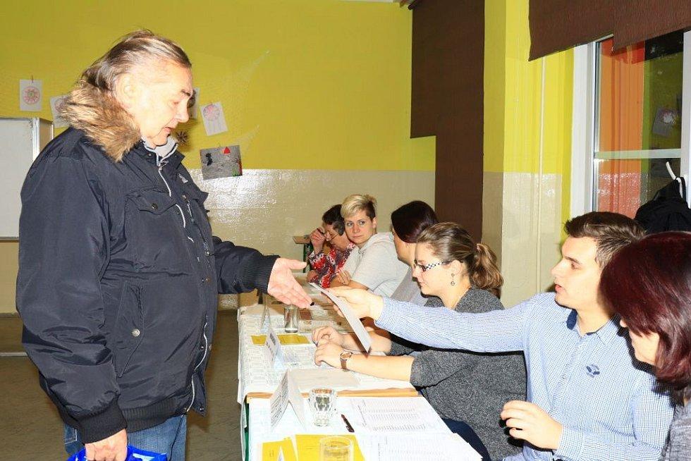 Prezidentské volby 2018, Stráž pod Ralskem.