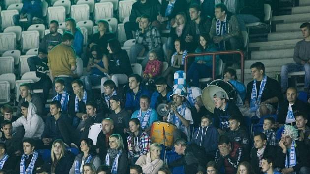 Na Zimní stadion v českolipském Sportareálu se o víkendu vrátil špičkový florbal. V krajském derby Česká Lípa porazila Liberec.