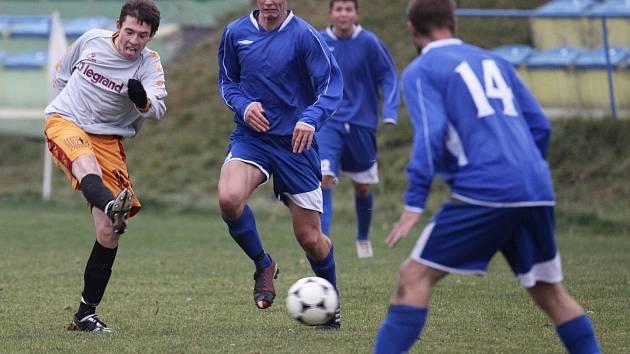Fotbalisté Skalice.