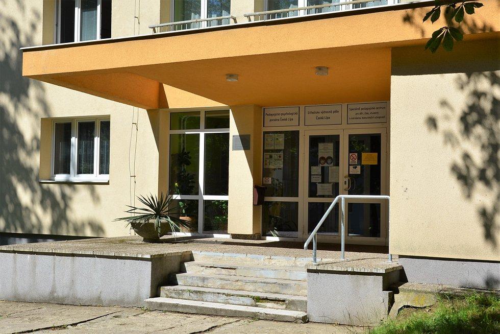 Středisko výchovné péče v České Lípě
