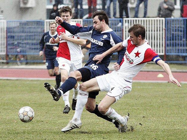 Českolipské mužstvo má v neděli v duelu proti Písku jediný cíl: získat tři body.