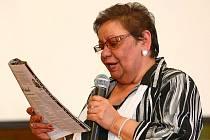 Spisovatelka Irena Eliášová představí svou tvorbu.