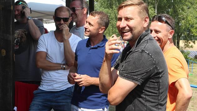 Benefiční fotbalový turnaj Skalice Celebrity Open Cup se koná už pošesté.