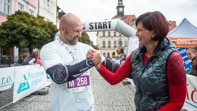 City Cross Run & Walk v České Lípě.