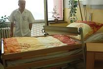 Třetí pokoj pro paliativní péči otevírala českolipská nemocnice loni v lednu.