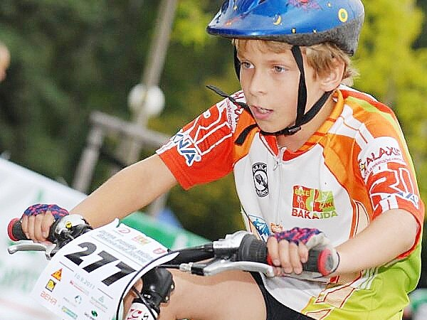 Hlavní osou programu opět budou cross country závody po děti a mládež ve věku 1 - 18 let.