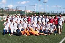 Výběr lékařů z České republiky obhájil loňský titul mistrů světa ve fotbale. Letošního turnaje ve Španělsku se zúčastnilo celkem 22 zemí.