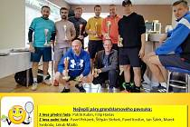 V sobotu 18. září se  České Lípě v areálu u řeky Ploučnice odehrál poslední antukový turnaj pod názvem Čtyřhra muži – Grandslam.
