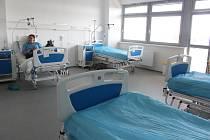 Gynekologické oddělení a porodnice. v českolipské nemocnici.