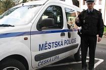 Novoborští strážníci se radaru zatím nedočkají.