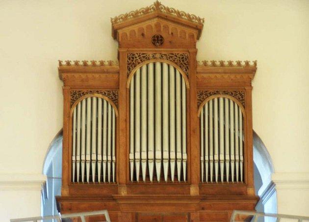 Chátrající varhany v kostele v Novém Oldřichově se již brzy rozezní, a to v rámci hudebního festivalu Lípa Musica.