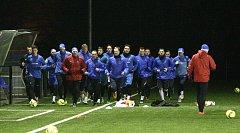 Fotbalový tým českolipského Arsenalu zahájil zimní přípravu na divizní jaro.