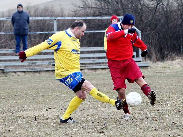 Dolní Libchava - Loko Česká Lípa 3:2.