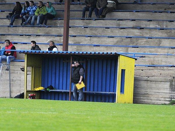 Jiskra Mimoň - FK Cvikov 4:1.