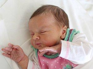 Rodičům Daniele a Petrovi Kyselovým z Horní Police se v úterý 10. října ve 14:49 hodin narodila dcera Madlenka Kyselová. Měřila 47 cm a vážila 2,95 kg.
