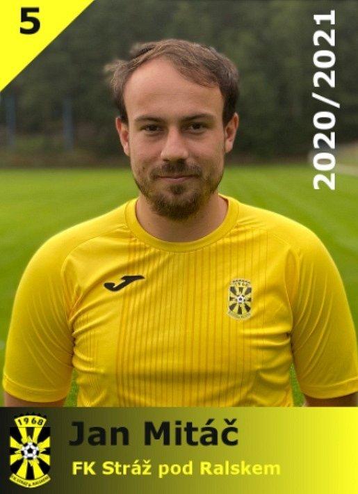 Jan Mitáč (FK Stráž pod Ralskem)