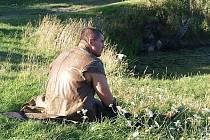 U Panské skály na Práchni se nátáčel francouzský film Merlin.