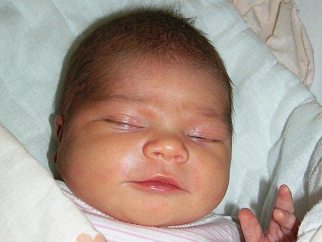 Mamince Janě Horčičkové z Janova u Nového Boru se 14. října ve 20:40 hodin narodila dcera Tereza Horčičková. Měřila 52 cm a vážila 3,60 kg.