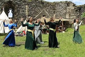 Středověké dny na Bezdězu