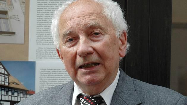 Zdeněk Pokorný, pedagog a bývalý starosta České Lípy.
