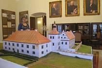 Zámek v Doksech otevřel nový moderně historický prohlídkový okruh.