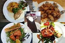 Desítky hodnocení i komentářů ke stravování v restauracíchv regionu lze najít na facebookové stránce Kde NE/jíst na Českolipsku.