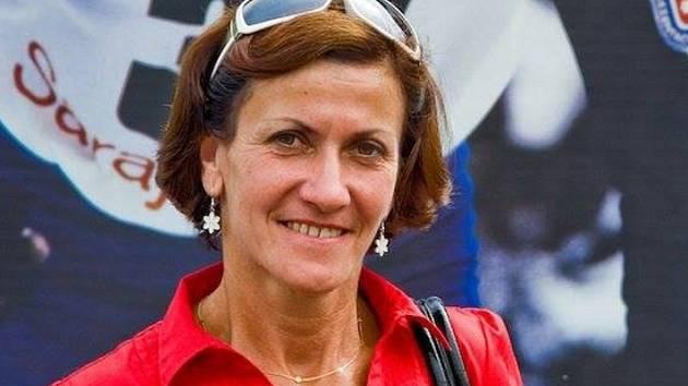 Běžkařům na Polevsku poradí olympionička Květa Jeriová-Pecková, bývalá československá reprezentantka v běhu na lyžích.