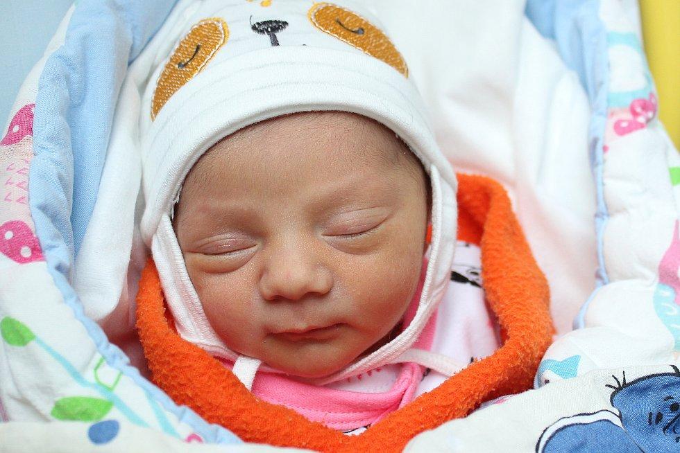 Rodičům Růženě Jonášovi a Radutu Jonášovi ze Stráže pod Ralskem se v neděli 10. listopadu v 5:50 hodin narodila dcera Larissa Viktorie Jonášová. Měřila 45 cm a vážila 2,62 kg.