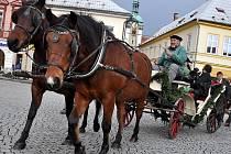 Hubertovy jízdy jsou vzpomínkou na pradávnou tradici honů, jejichž kolébkou je Anglie.
