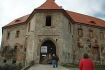 Zámek Vartenberk ve Stráži pod Ralskem.