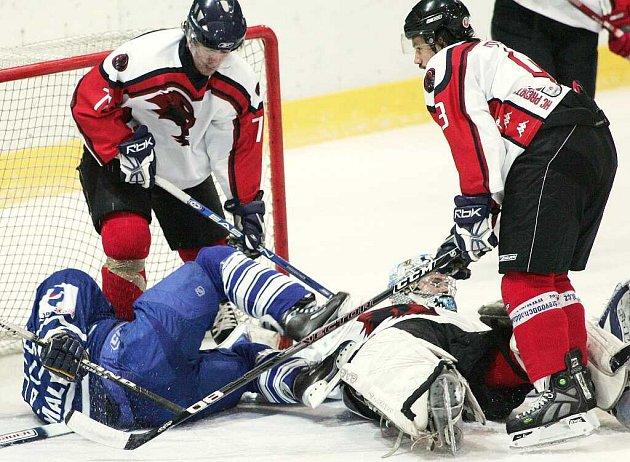 Po druhé porážce v letošním roce nastoupí českolipští hokejisté v sobotu doma proti Litoměřicím. .