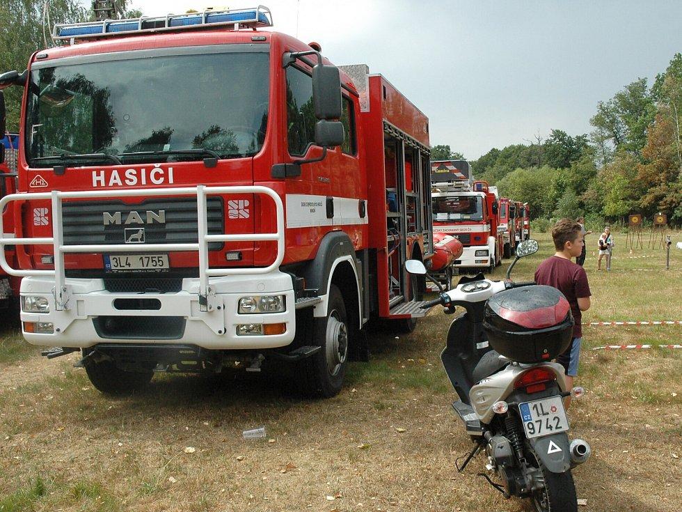 150 let od svého založení si v sobotu připomněl Sbor dobrovolných hasičů v Mimoni. Na místní koupaliště se sjeli kolegové hasiči z celého kraje.