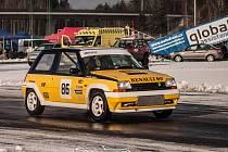 V Sosnové pokračoval seriál amatérských jezdců již pátým kolem.