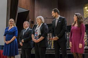 V Grandhotelu Zlatý Lev v Liberci uskutečnil slavnostní večer pořádaný Sdružením TULIPAN Ocenění pečujících osob Libereckého kraje 2019.