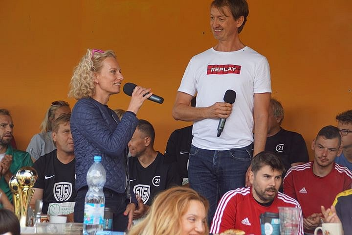 Turnaj ve Skalici vynesl 30 000 korun pro Václava.