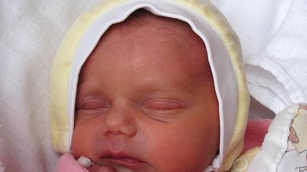 Mamince Martině Šafránkové z Doks se 20. listopadu ve 13:13 hodin narodila dcera Denisa Šafránková. Měřila 46 cm a vážila 2,29 kg.