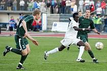 Ahmed vyrovnává na 2:2.