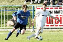 Se vztyčenou hlavou zakončili sezonu v I. A třídě fotbalisté Doks, kteří v domácím utkání podlehli silné České Lípě.