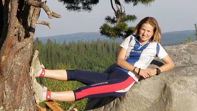 Lucie Krafková není z českých orientačních bežců jediná, kdo působí ve skandinávské zemi.