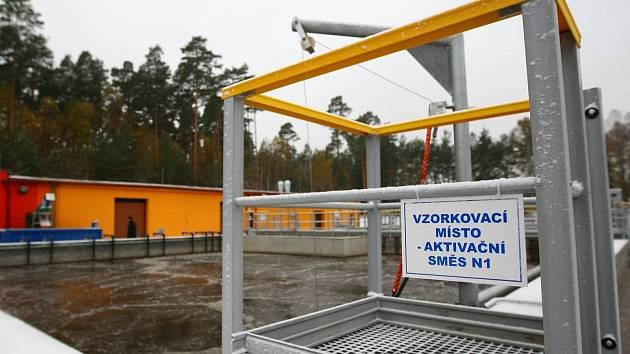 Modernizace ČOV v Hradčanech umožnila napojení Mimoně a výhledově dalších obcí v okolí.