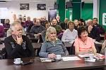 Na autodromu v Sosnové začal projekt Jedu s dobou pro seniory.