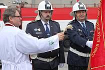 Sobotní oslavy 145. výročí Sboru dobrovolných hasičů ve Stráži pod Ralskem.
