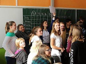 Výměna mládeže Erasmus+