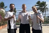 Českolipští karatisté z oddílu SHOBU Academy se zúčastnili turnaje v brazilském městě Fortaleza.