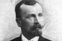VINZENZ KRAUS (1865 - 1926), významná postava Jablonného.