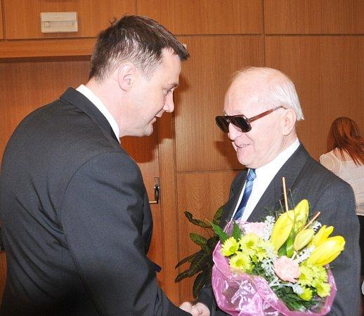 Ondřej Čanecký (vpravo).