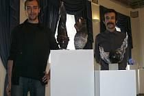Studenti z Turecka předvedli výsledky své půlroční práce.