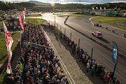 Po pěti letech se rychlostní zkoušky Rally Bohemia vrátily opět na Autodrom Sosnová.